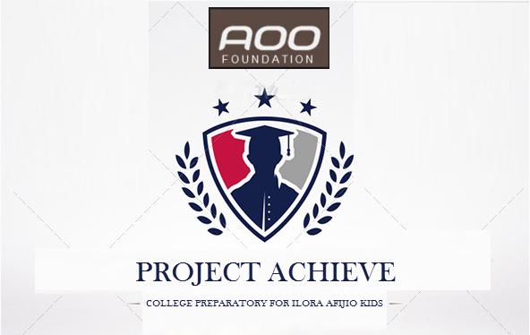 PROJECT ACHIEVE - Logo